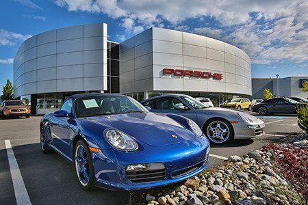 Porsche Spokane photo