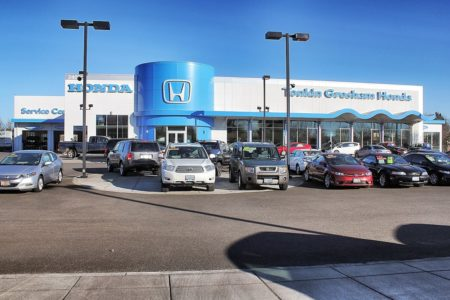 Gresham Honda photo
